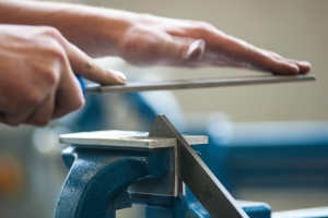 Weiterverarbeitung Metall