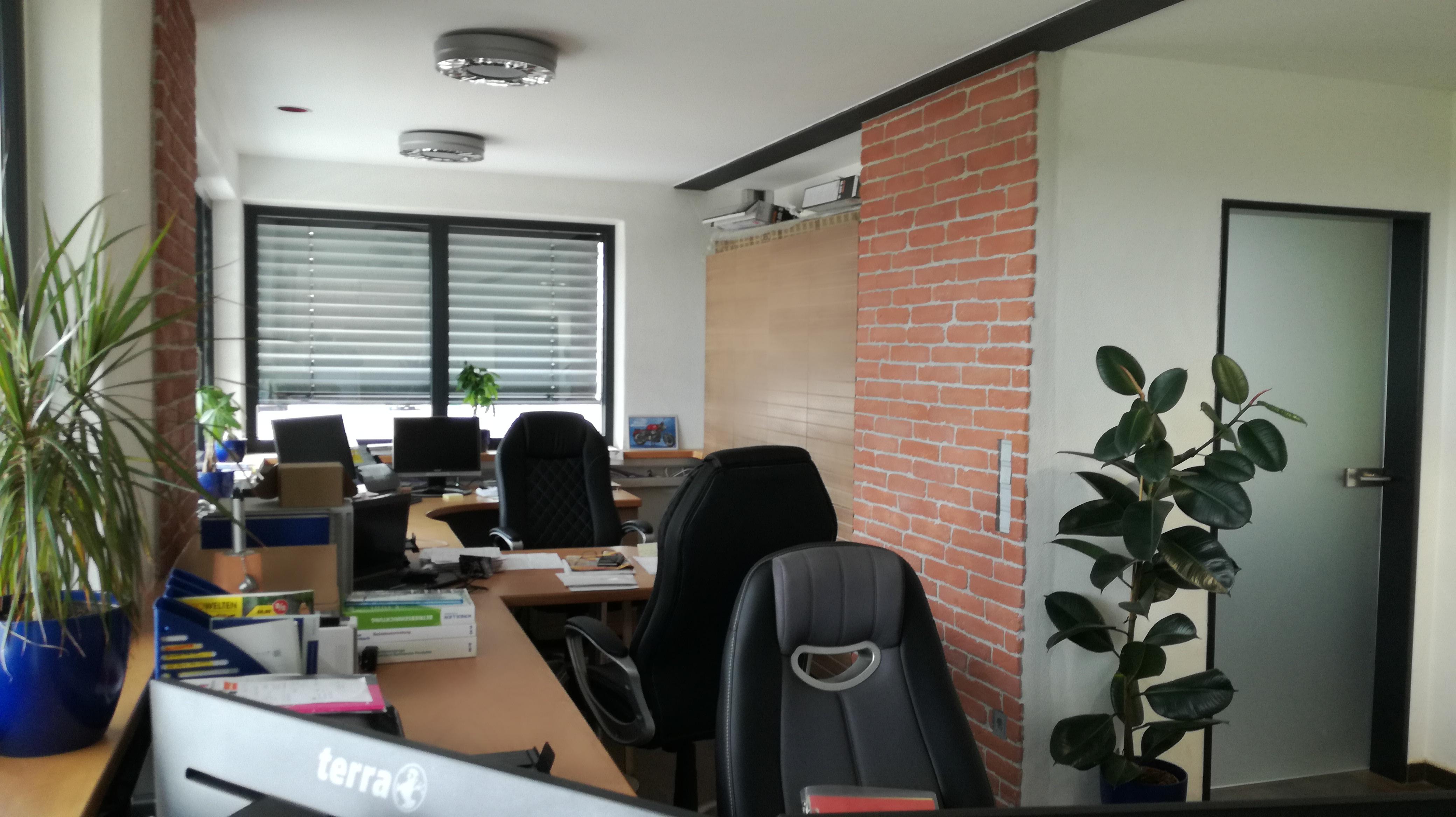 AV Watertech GmbH Büro
